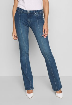 STARZY - Jeans straight leg - Blue denim