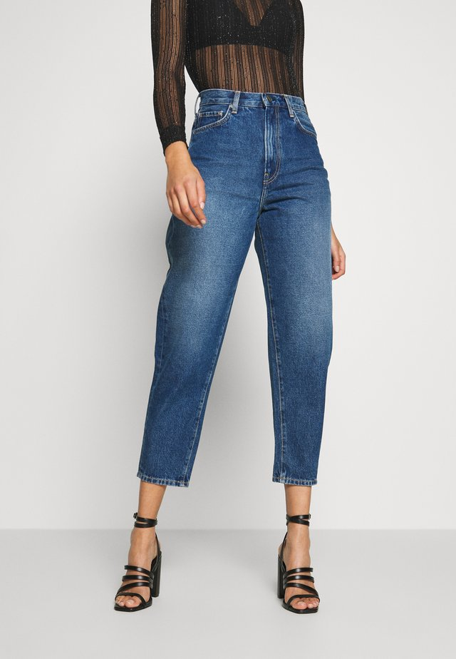 DUA LIPA x PEPE JEANS - Jeans Relaxed Fit - denim