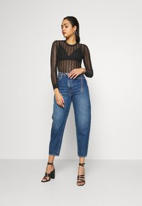 Pepe Jeans - DUA LIPA x PEPE JEANS - Relaxed fit jeans - denim - 1