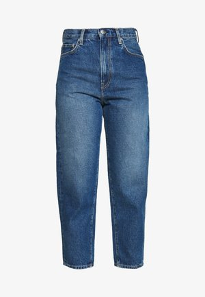DUA LIPA x PEPE JEANS - Jeansy Relaxed Fit - blue denim