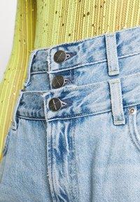 Pepe Jeans - DUA LIPA x PEPE JEANS - Široké džíny - light-blue denim - 3