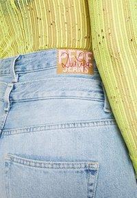 Pepe Jeans - DUA LIPA x PEPE JEANS - Široké džíny - light-blue denim - 5