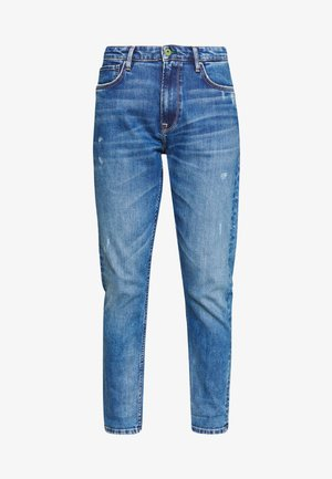 BRIGADE - Jeansy Relaxed Fit - blue denim