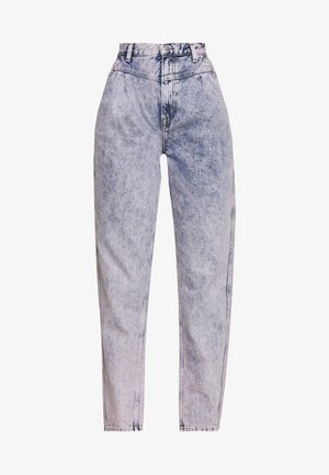 DUA LIPA X PEPE JEANS - Relaxed fit jeans - moon washed
