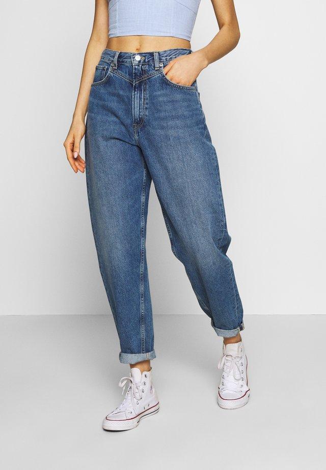 RACHEL - Relaxed fit jeans - denim