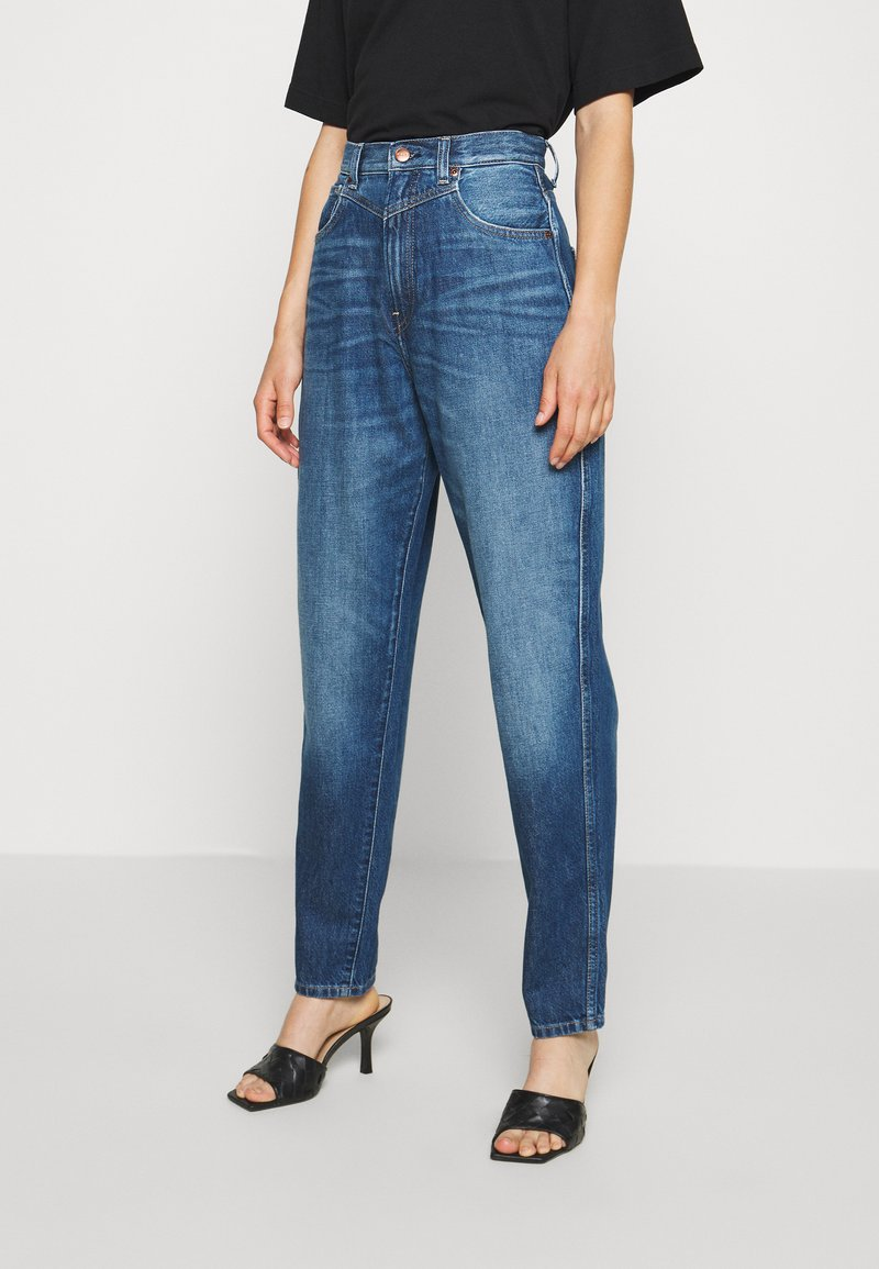 Pepe Jeans - RACHEL - Jeansy Relaxed Fit - denim