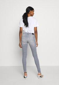 Pepe Jeans - PIXIE - Skinny džíny - grey denim - 2