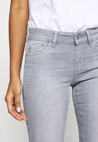 Pepe Jeans - PIXIE - Skinny džíny - grey denim - 4