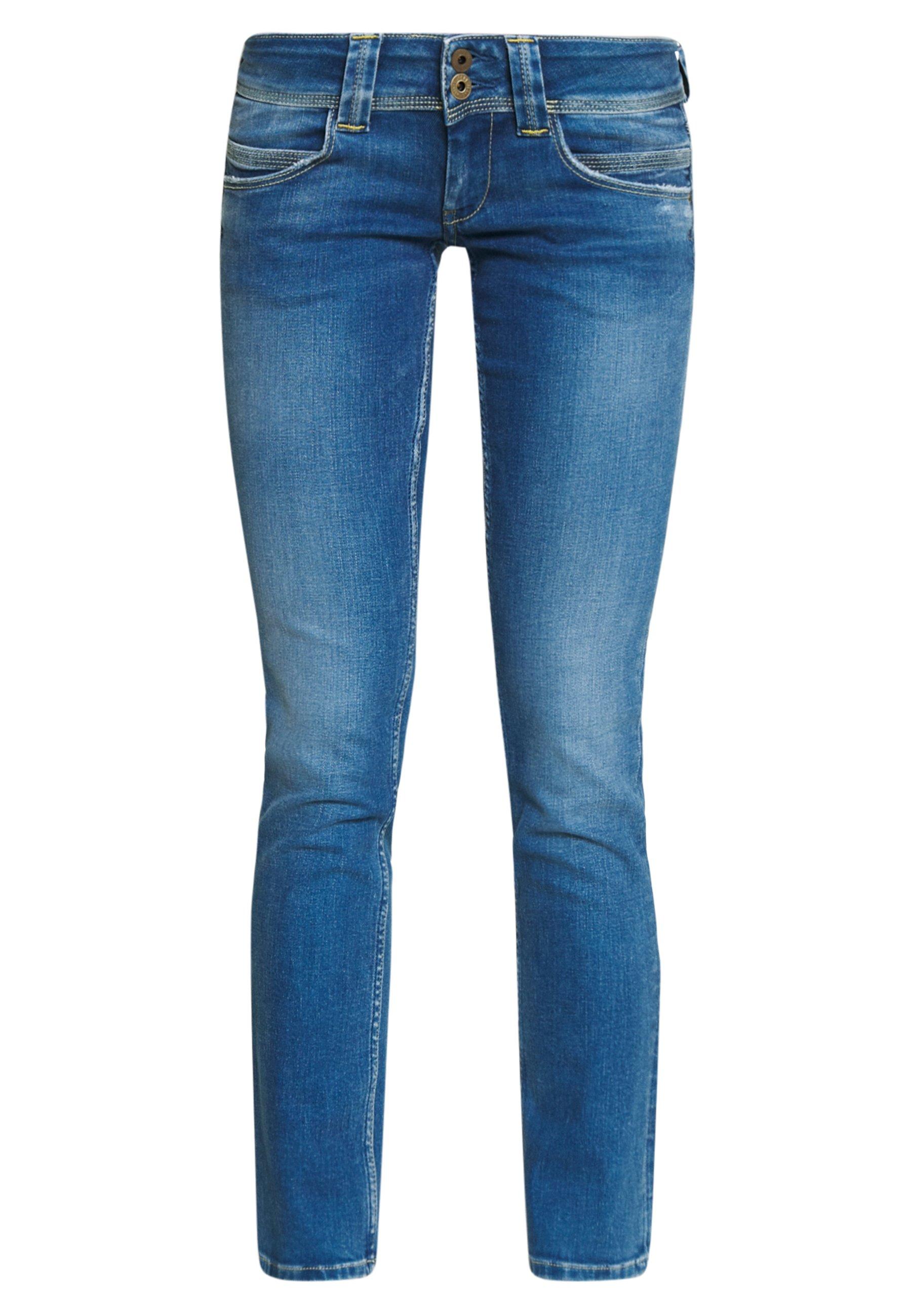 Pepe Jeans Venus - Slim Fit -farkut Denim