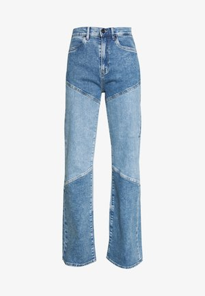 JONES  - Flared jeans - denim