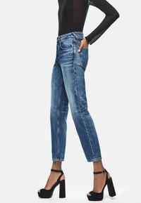 Pepe Jeans - DUA LIPA X PEPE JEANS - Straight leg jeans - blue denim - 3