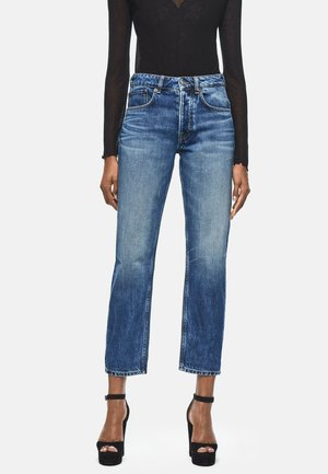DUA LIPA X PEPE JEANS - Straight leg jeans - blue denim