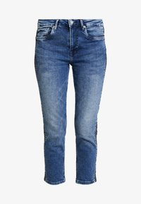 Pepe Jeans - JOLIE ARROW - Straight leg jeans - dark blue denim - 3
