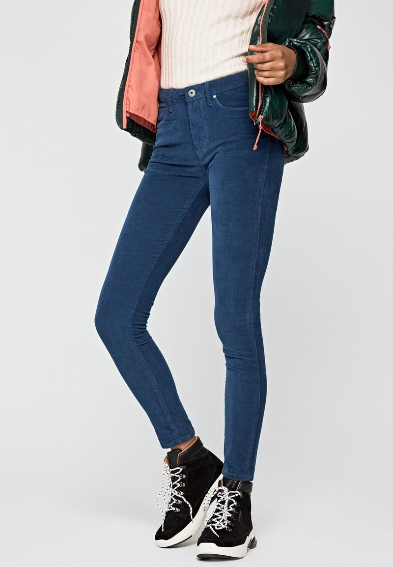 Pepe Jeans - Trousers - wolga blue
