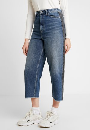 EDIE TUX - Jeans baggy - denim