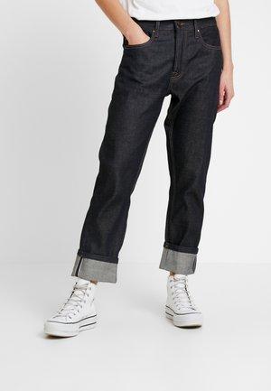 BRIGADE SELVEDGE - Straight leg jeans - denim