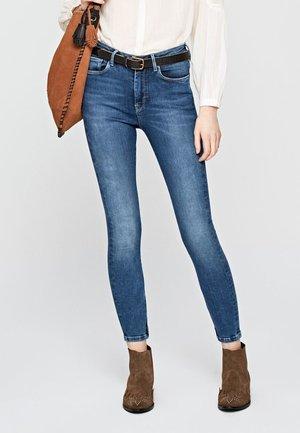 HIGH - Jeans Skinny Fit - blue denim