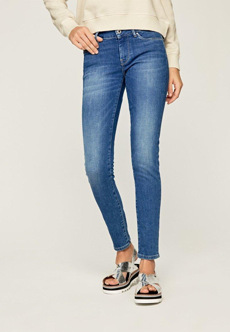 Pepe Jeans - SOHO - Jeans Skinny Fit - blue denim