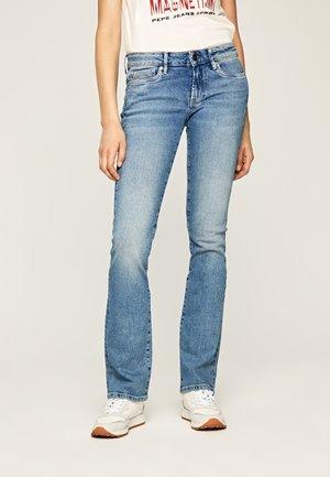 PICCADILLY - Slim fit jeans - blue denim