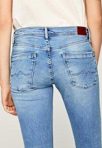 Pepe Jeans - JOEY - Jeans Skinny Fit - blue denim - 4
