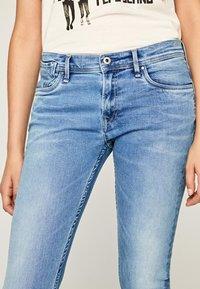 Pepe Jeans - JOEY - Jeans Skinny Fit - blue denim - 3