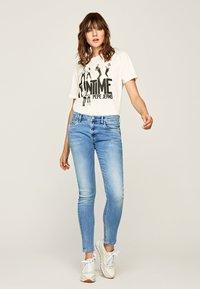 Pepe Jeans - JOEY - Jeans Skinny Fit - blue denim - 1