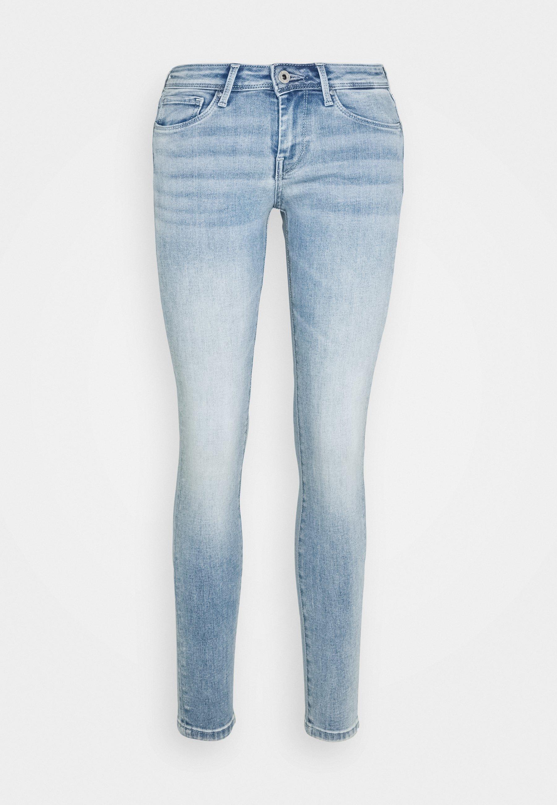 Pepe Jeans PIXIE Jeans Skinny denim ZALANDO.FR