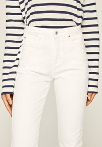 Pepe Jeans - DION - Jeansy Slim Fit - white - 3