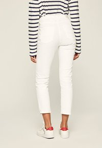 Pepe Jeans - DION - Jeansy Slim Fit - white - 2