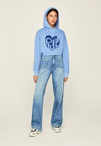 Pepe Jeans - DEBBIE - Flared Jeans - blue denim - 1
