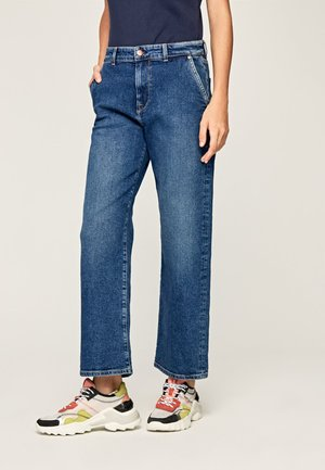 IVORY - Jeansy Relaxed Fit - blue denim