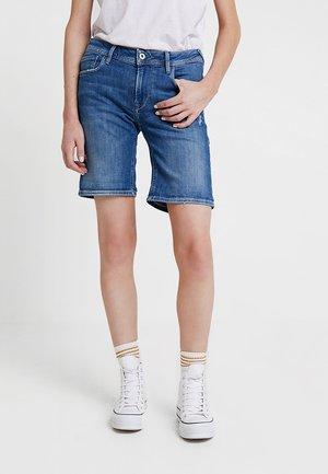 POPPY - Shorts vaqueros - 000denim