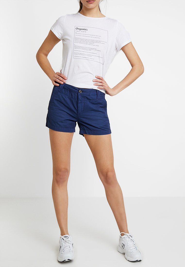 Pepe Jeans - BALBOA  - Shorts - steel blue