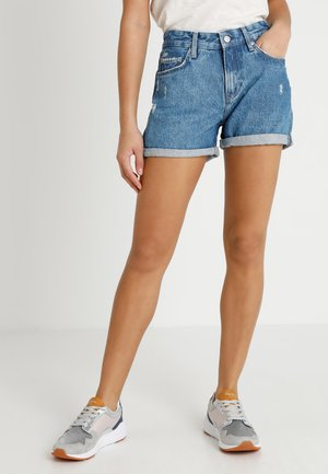 MABLE - Jeansshorts - 000denim