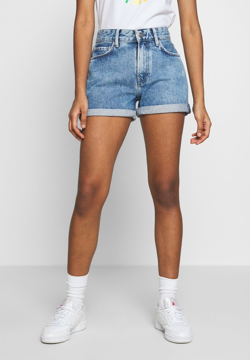 Pepe Jeans - MABLE - Shorts di jeans - denim