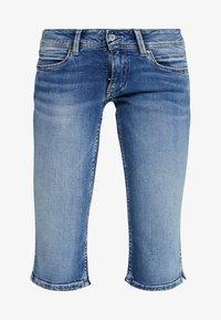 Pepe Jeans - KATI BERMUDA - Džínové kraťasy - blue denim - 3