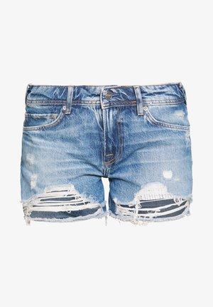 THRASHER - Shorts di jeans - denim