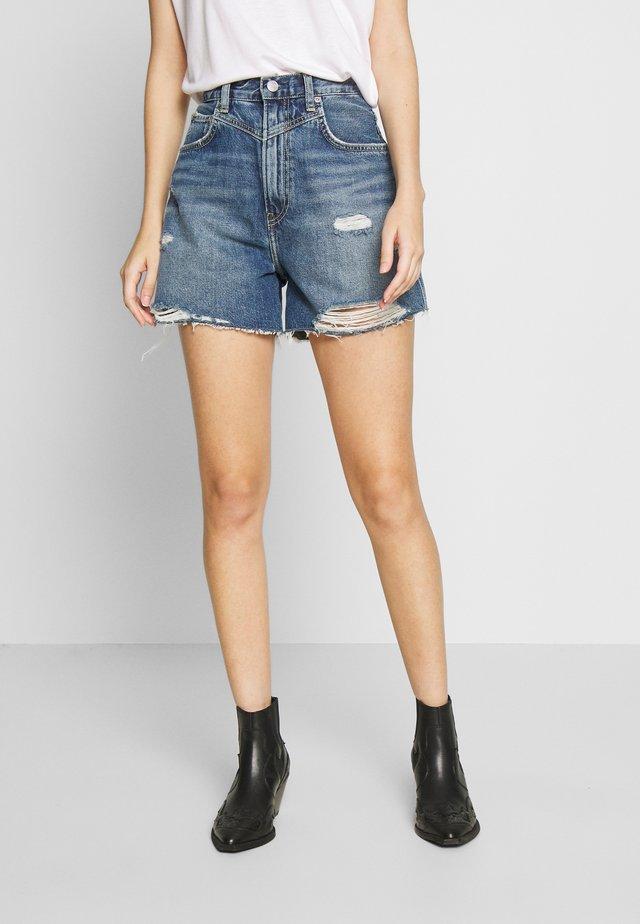 RACHEL  - Jeansshorts - denim