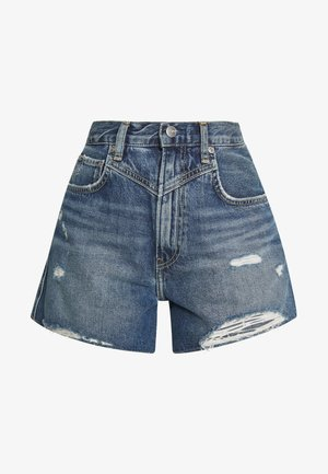 RACHEL  - Denim shorts - denim