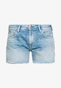 Pepe Jeans - THRASHER RAINBOW - Denim shorts - denim - 4