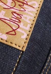 Pepe Jeans - DUA LIPA x PEPE JEANS - Jeansshorts - rinsed denim - 5