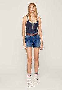 Pepe Jeans - Shorts di jeans - denim - 1