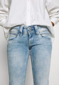 Pepe Jeans - VENUS CROP - Short en jean - denim - 6