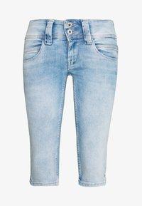 Pepe Jeans - VENUS CROP - Short en jean - denim - 5