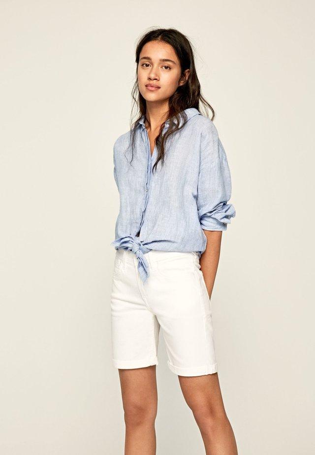 POPPY - Jeans Shorts - denim