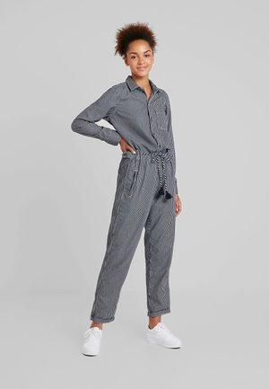 CARA - Overall / Jumpsuit - denim indigo