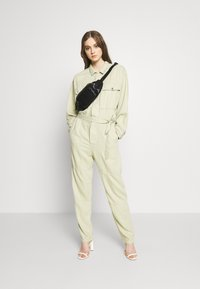 Pepe Jeans - COOPER JUMPSUIT - Overal - khaki green - 1