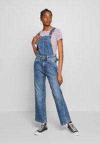 Pepe Jeans - ARIA - Tuinbroek - denim - 1