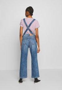 Pepe Jeans - ARIA - Tuinbroek - denim - 2