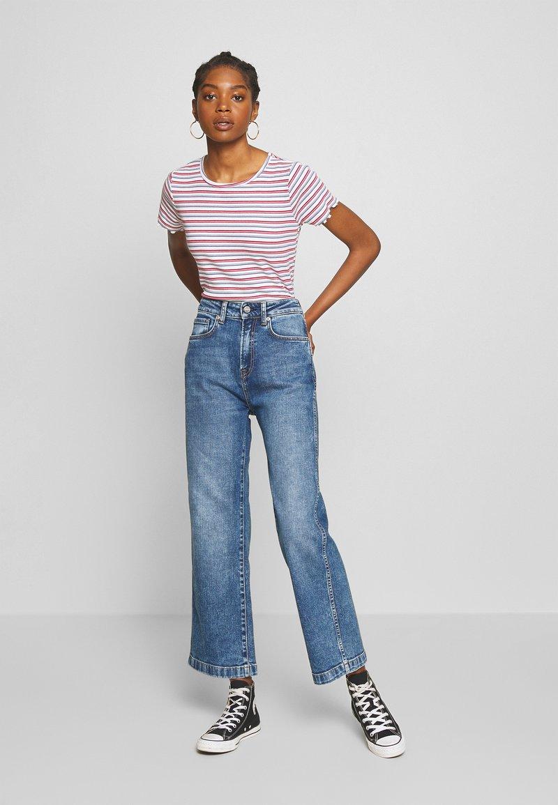 Pepe Jeans - ARIA - Tuinbroek - denim